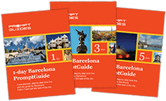 1, 3 and 5 Days City Guides