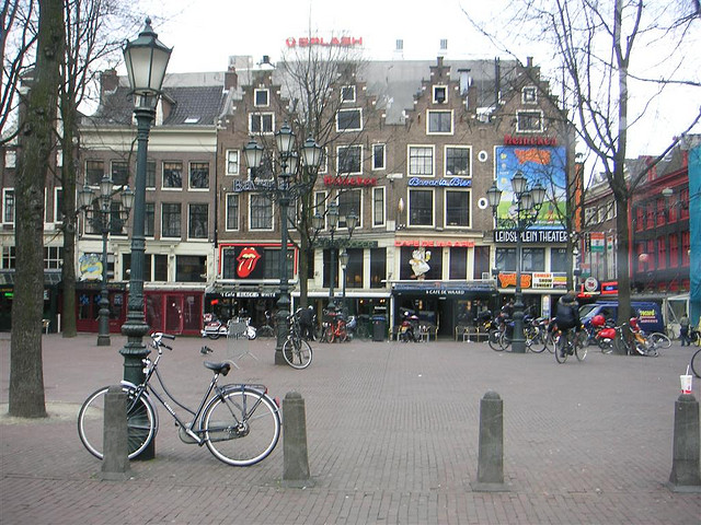 Leidseplein Practical Information Photos And Videos