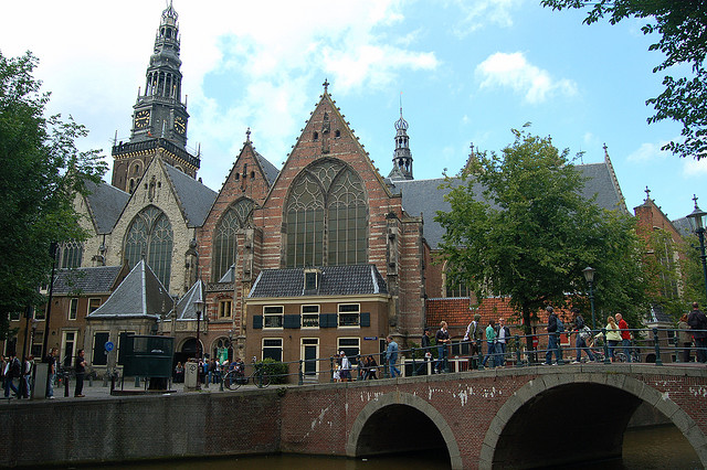 Oude Kerk Practical Information Photos And Videos