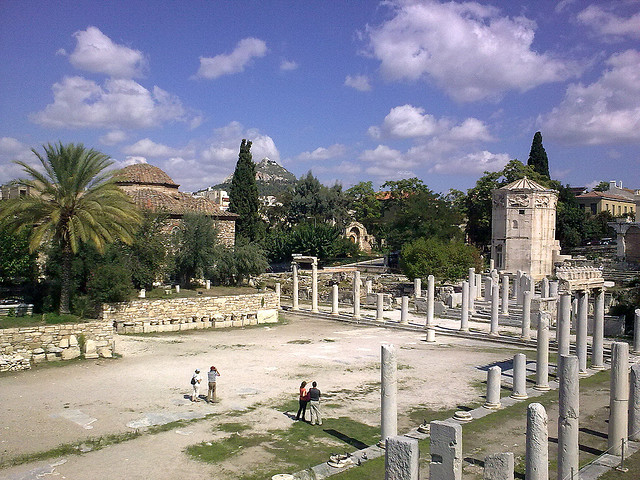 Ancient Greek Agora Marketplace | www.pixshark.com ...