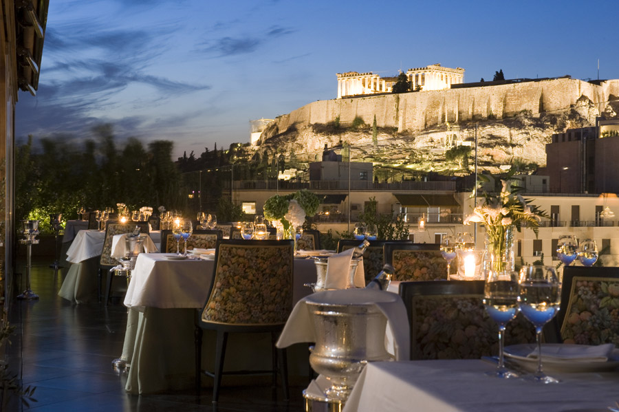 Star Hotels In Athens