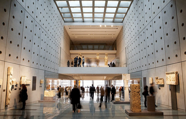 New Acropolis Museum - Practical information, photos and ...