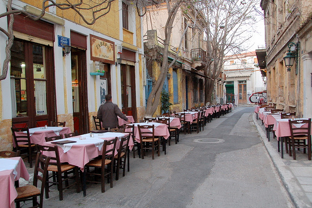 Plaka neighborhood - Practical information, photos and ...