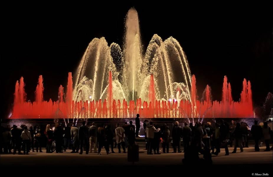 Magic Fountain Practical Information Photos And Videos