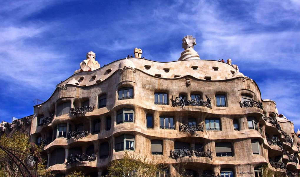 La Pedrera (Casa Milà) - Practical information, photos and videos - Barcelona...