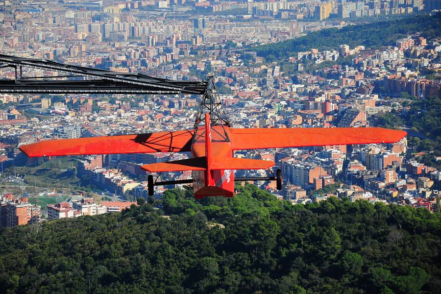 Tibidabo Amusement Park Practical Information Photos