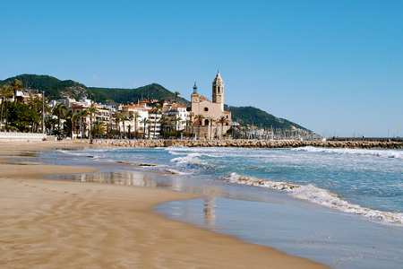 Day trip from Barcelona to Sitges