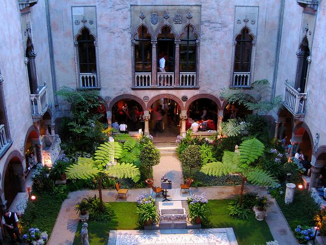 Gardner Courtyard