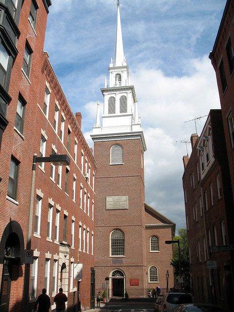 Old North Church - Practical information, photos and