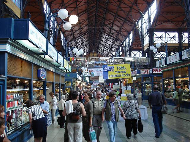 Great Market Hall Practical Information Photos And