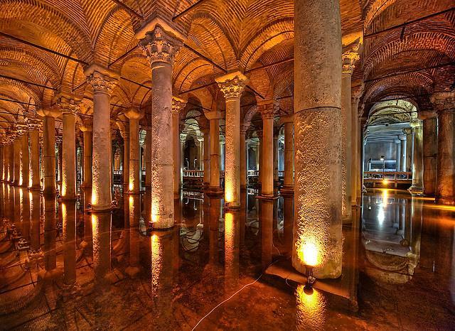 Basilica Cistern - Pra...
