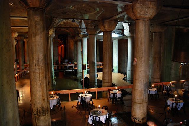 Basilica Cistern Practical Information Photos And
