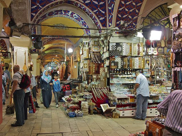 Grand Bazaar - Practical information, photos and videos - Istanbul, Turkey