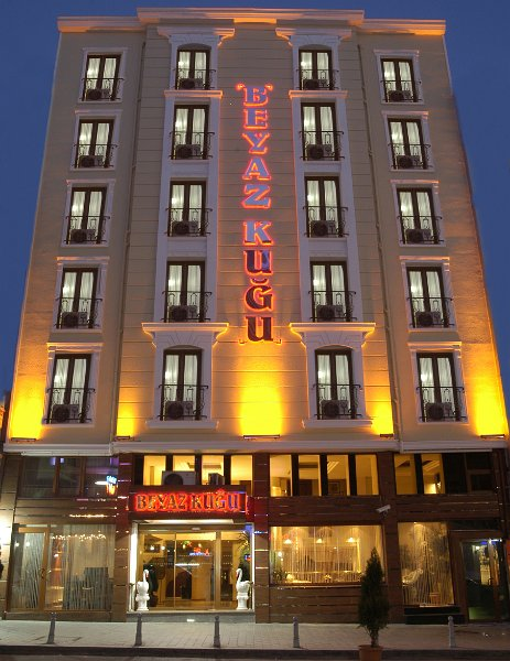 Istanbul Hotel Reviews