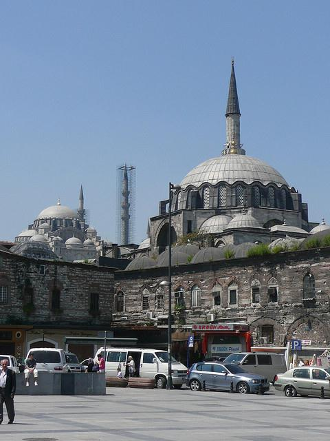 R 252 Stem Pasha Mosque Practical Information Photos And