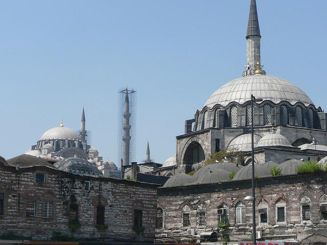 Rüstem Pasha Mosque - Practical information, photos and videos - Istanbul, Tu...