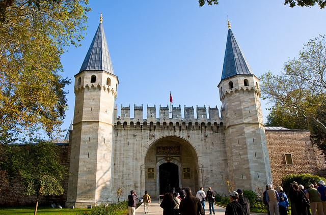 The Topkapi Palace and its Harem; the sultan's heaven on earth in ...