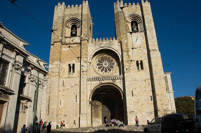 Sé Cathedral - Practical information, photos and videos - Lisbon ...
