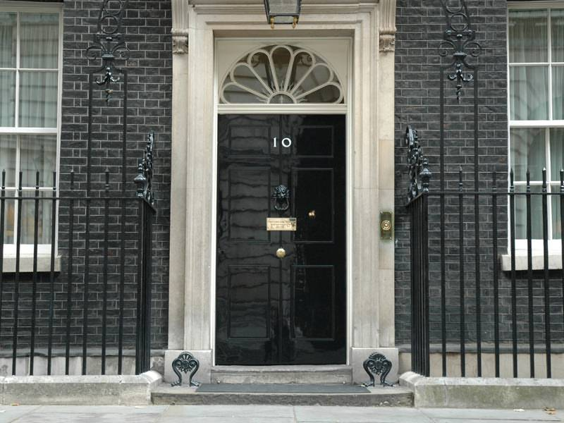 downing street practical information photos and videos london united kingdom. Black Bedroom Furniture Sets. Home Design Ideas