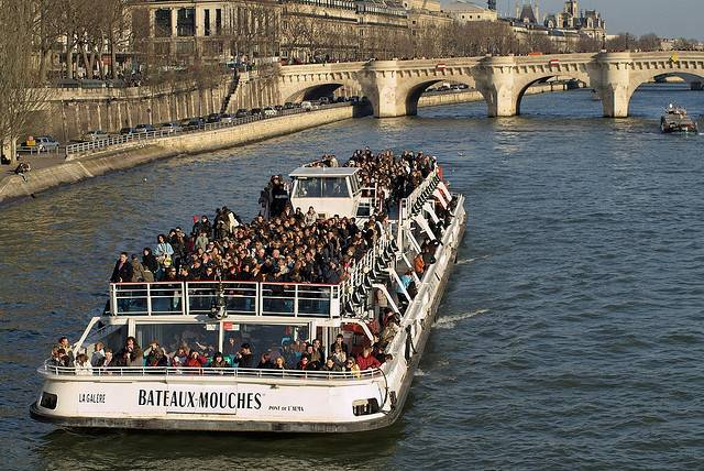 Seine River Paris Boat Tours