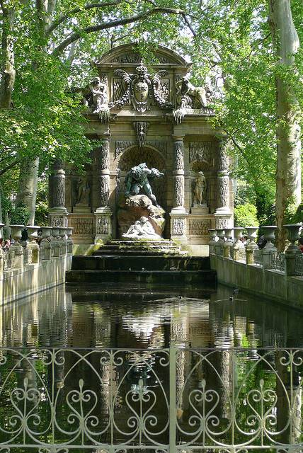 Luxembourg Gardens Practical Information Photos And