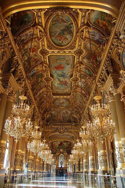 Opéra Garnier - Practical information, photos and videos