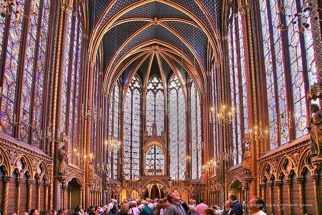 Sainte Chapelle Practical information photos and videos