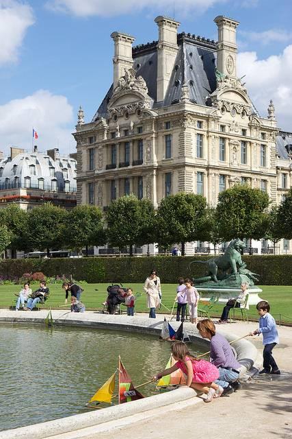 tuileries garden - Tuileries Garden