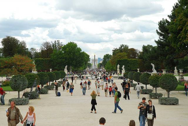 tuileries garden photos click photo to enlarge it - Tuileries Garden
