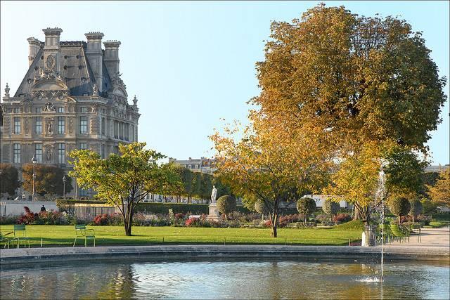 photo dalbera - Tuileries Garden