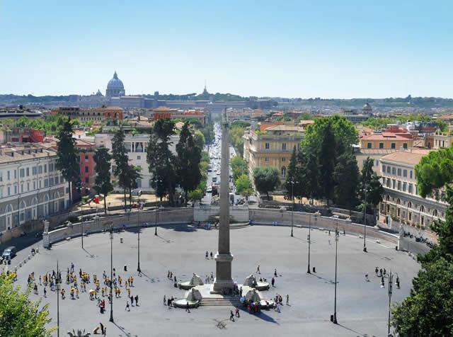 Piazza Del Popolo Practical Information Photos And
