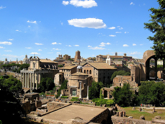 roman forum and palatine hill practical information
