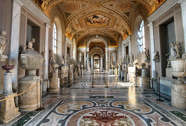 vatican museums practical information photos and videos rome italy
