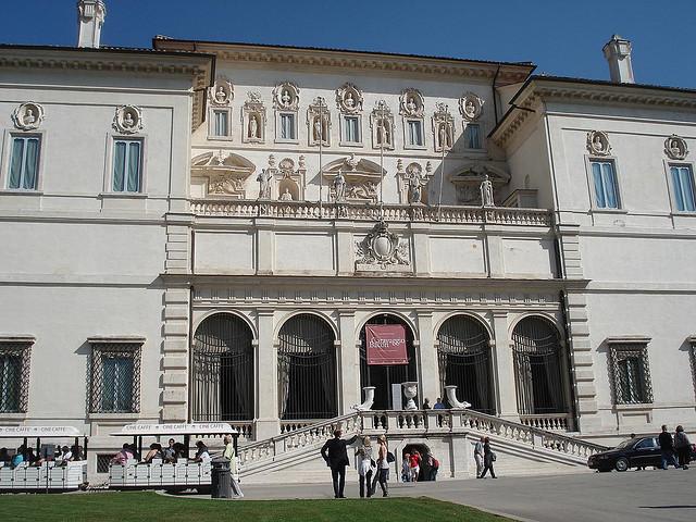 Casino del graziano villa borghese
